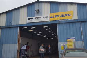 Photo du garage à HENIN BEAUMONT : Garage Elec Auto